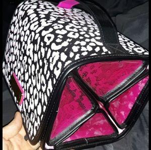 Victoria's secret make up cosmetic holder bag
